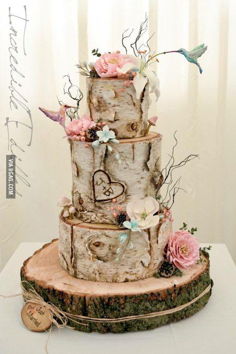 Hochzeit - Insane Wedding Cake