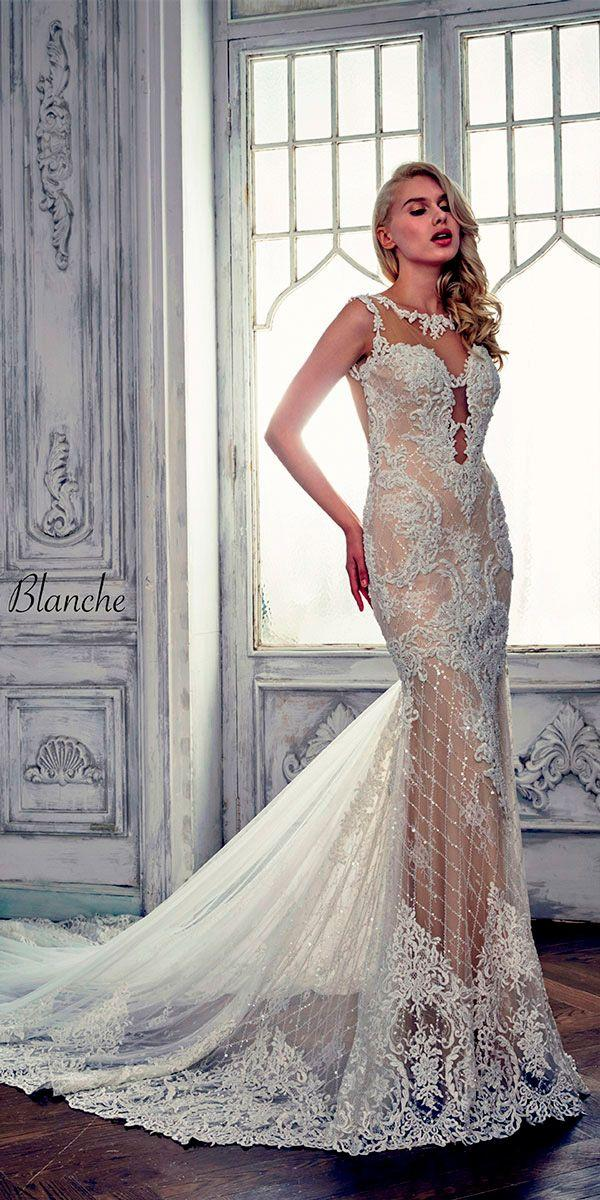 زفاف - 24 Calla Blanche Wedding Dresses - 2017 Spring Collection