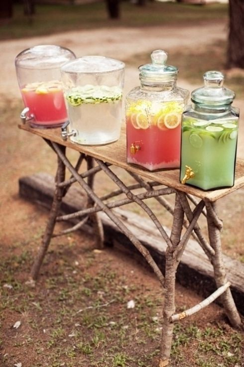 Wedding - It's A Garden Party! Boho Bridal Shower Inspiration