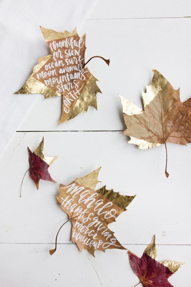 Wedding - DIY Fall Decor