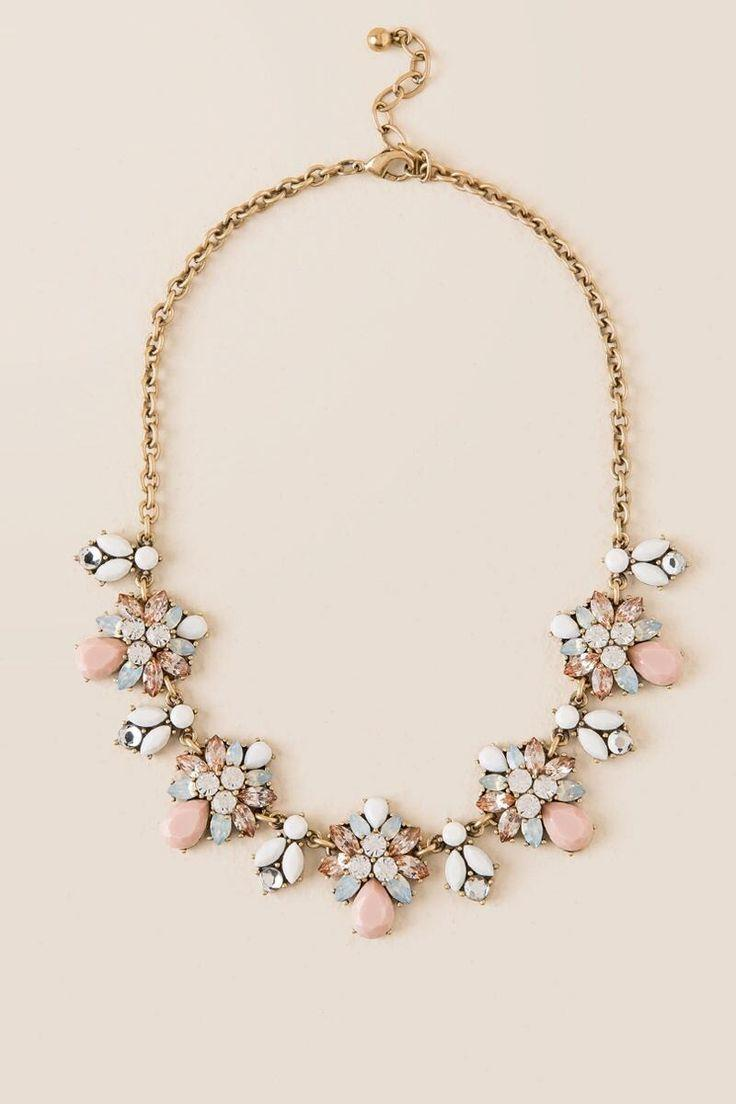 Wedding - Claudia Statement Necklace
