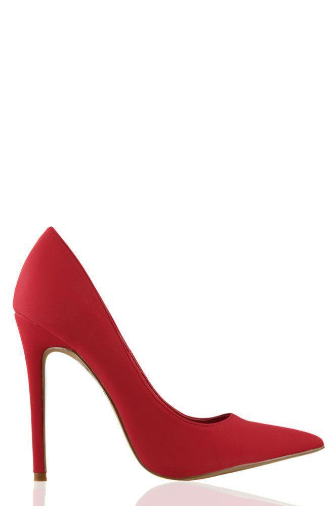 Düğün - Eva - Red - Lola Shoetique