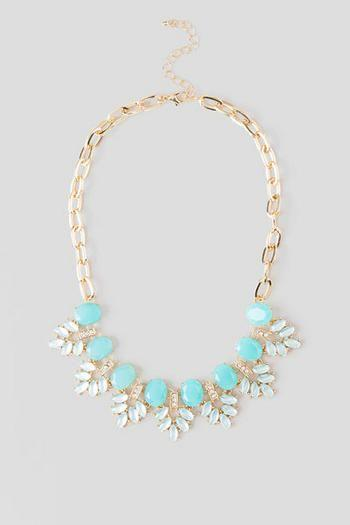 Wedding - Iceland Jeweled Necklace