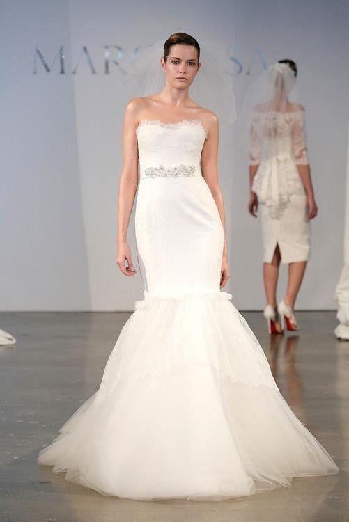 Hochzeit - Marchesa 'B90809'