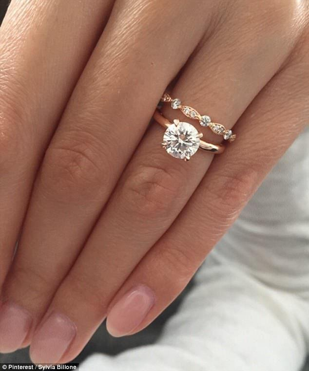 Wedding - The World's Most Popular Engagement Ring Revealed