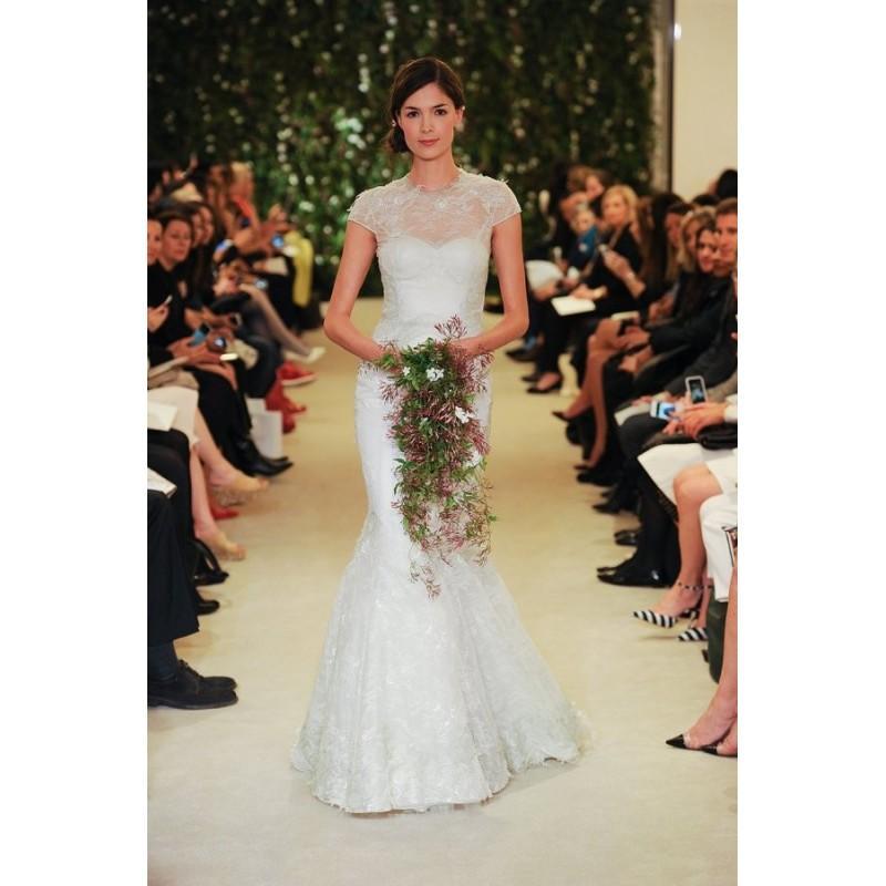 Wedding - Carolina Herrera Style Jessica - Fantastic Wedding Dresses