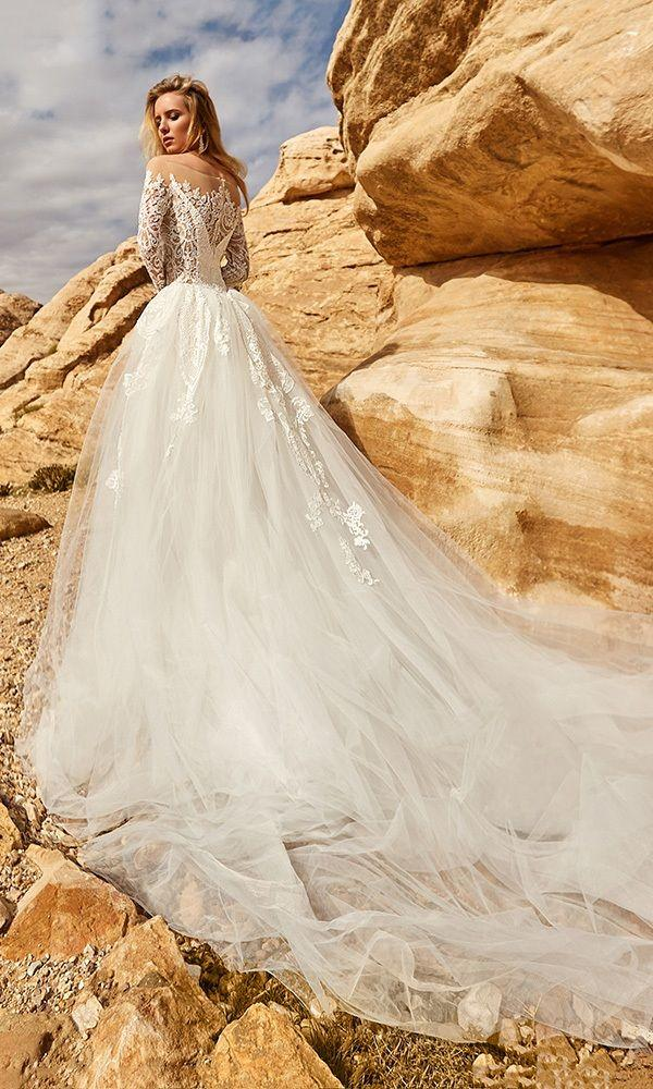 Preview Oksana Mukha Wedding Dresses 2018