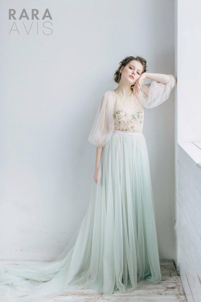 Wedding Dress Eva Fairy Vintage Style Dresses Gowns Bride Beach