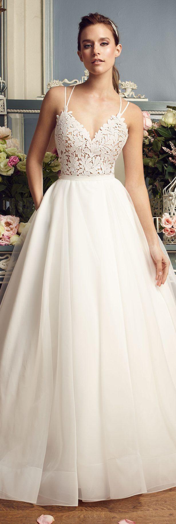 Mikaella Wedding Dress Collection Fall 2017 #2734880 - Weddbook