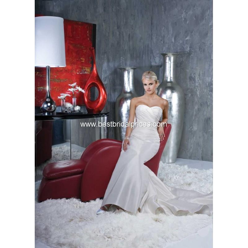 Mariage - Davinci Wedding Dresses - Style 8251 - Formal Day Dresses