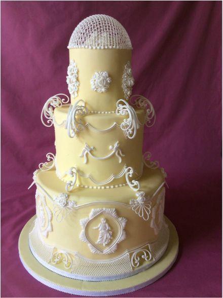 Boda - Lambeth Style Cakes