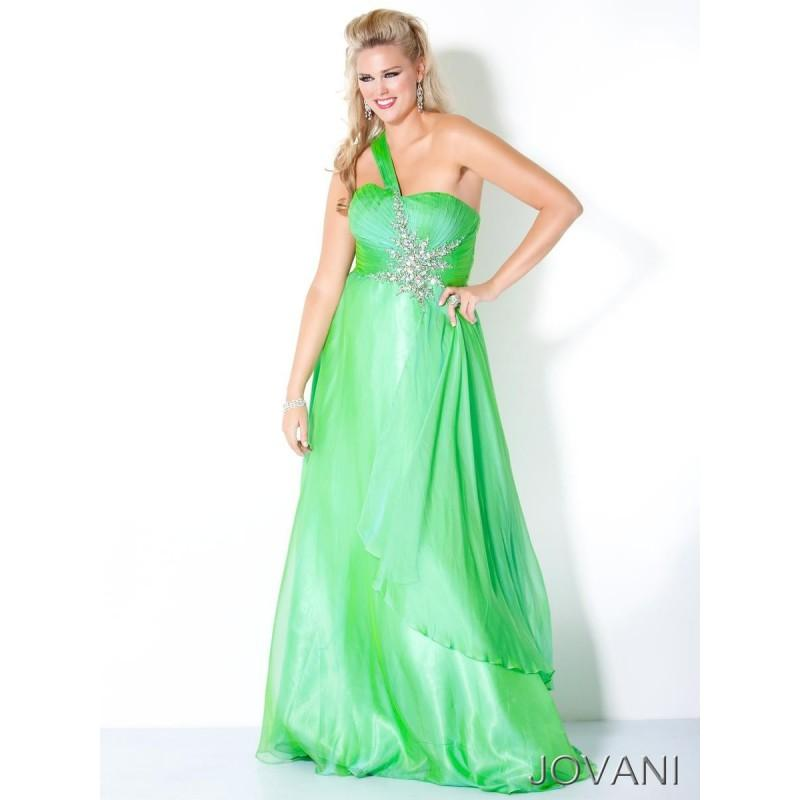 Wedding - Jovani Prom - Style 111065 - Junoesque Wedding Dresses