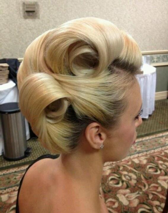 Wedding - 25 Retro Hairdos That Still Work Even Today