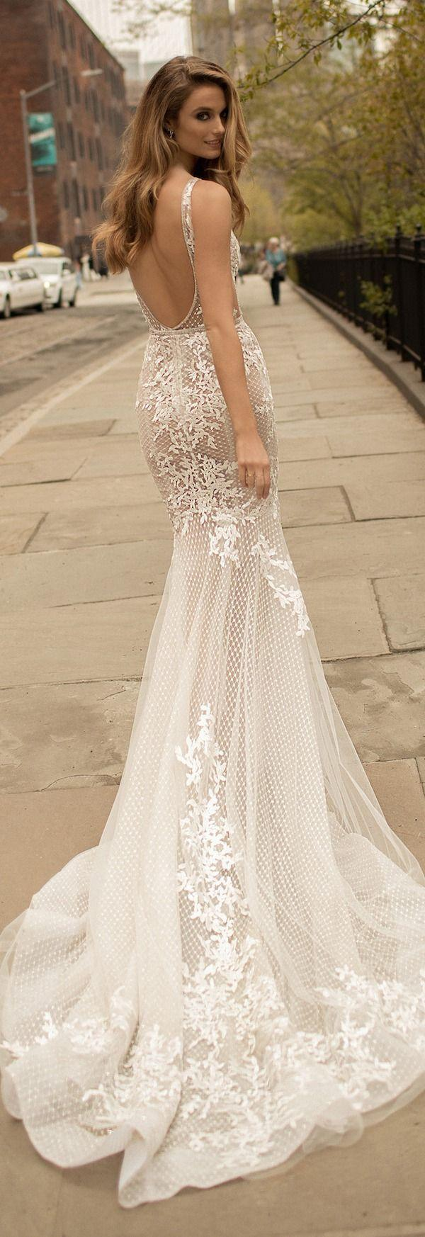 Wedding - Berta Spring Wedding Dresses 2018