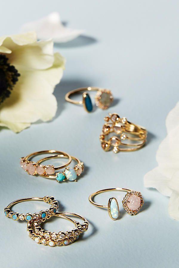 Wedding - Rosaline Ring Set