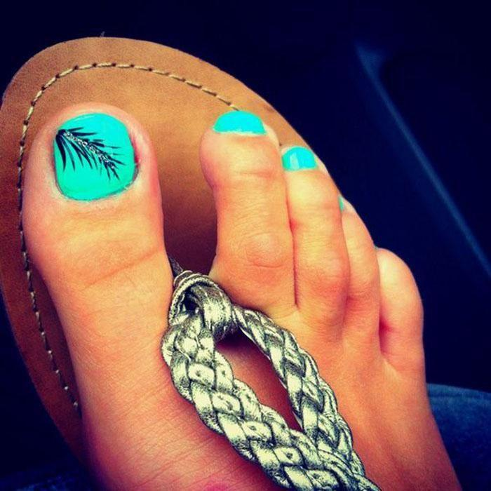 Toe Nail Designs For Spring Nails Art Design 2735409 Weddbook