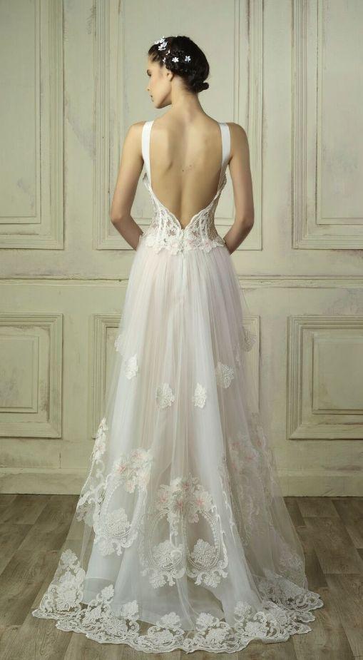 Wedding - Wedding Dress Inspiration - Gemy Maalouf