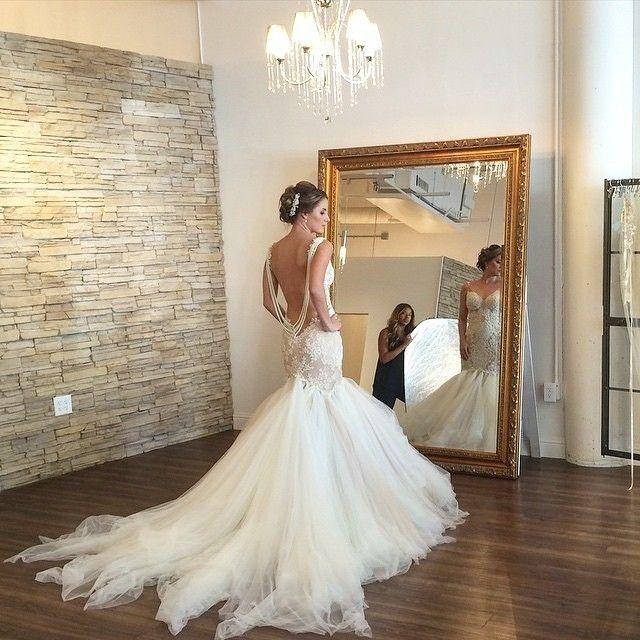 Wedding - [Inspiration] Back View