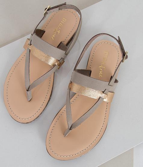 Hochzeit - Diba True Simon Says Sandal
