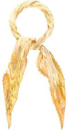 Boda - Hermès Brides de Gala en Finesse Silk Plissé Scarf
