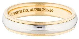 Boda - Tiffany & Co. Classic Wedding Band Ring