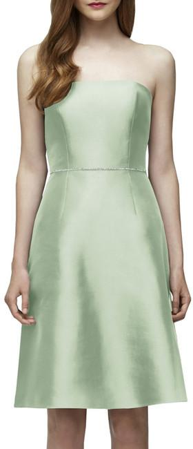 Boda - Lela Rose Bridesmaid Embellished Waist Strapless Dress
