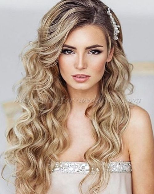 Hair Wedding Hairstyles 2735699 Weddbook