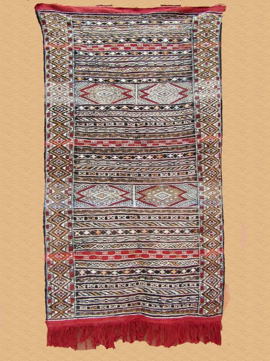 Mariage - moroccan berber carpet