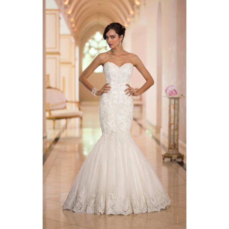 Свадьба - Stella York By Essense Of Australia - Style 5837 - Junoesque Wedding Dresses