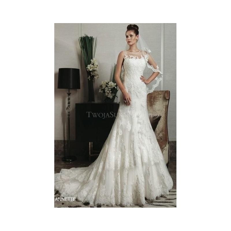 Wedding - Intuzuri - 2013 - Anette - Formal Bridesmaid Dresses 2017