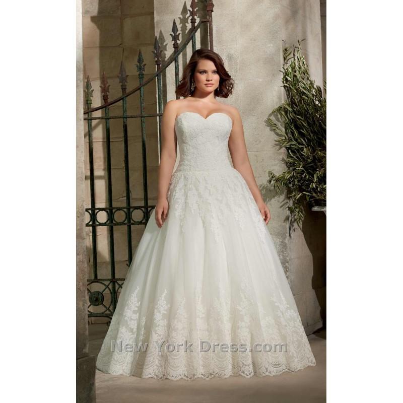 Свадьба - Mori Lee 3178 - Charming Wedding Party Dresses