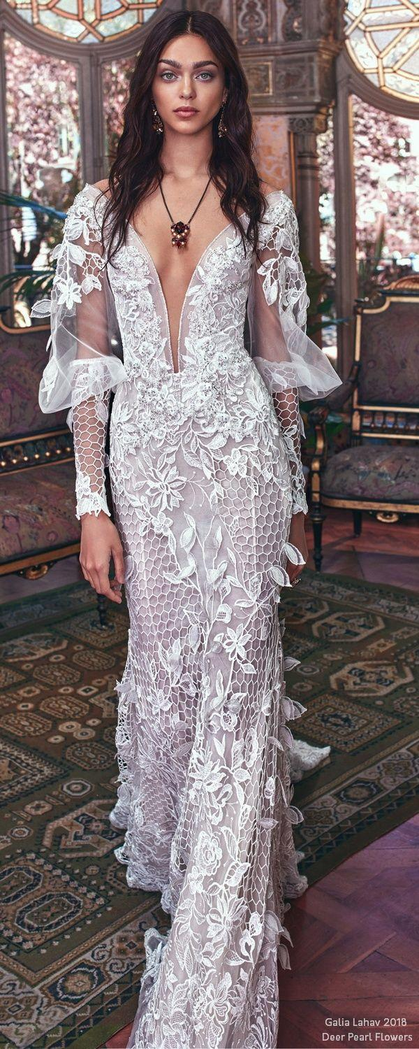 Wedding - Galia Lahav SS 2018 Wedding Dresses – Victorian Affinity