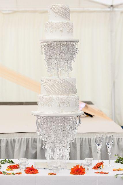 Hochzeit - Cyrstal Cake