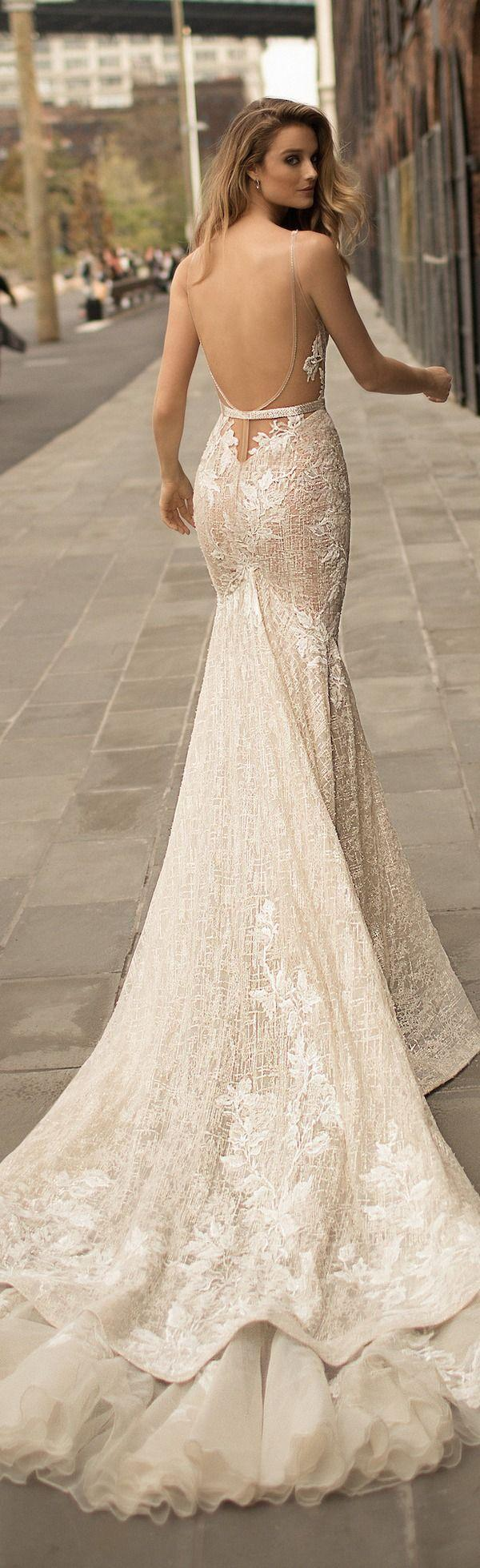 Свадьба - Berta Spring Wedding Dresses 2018