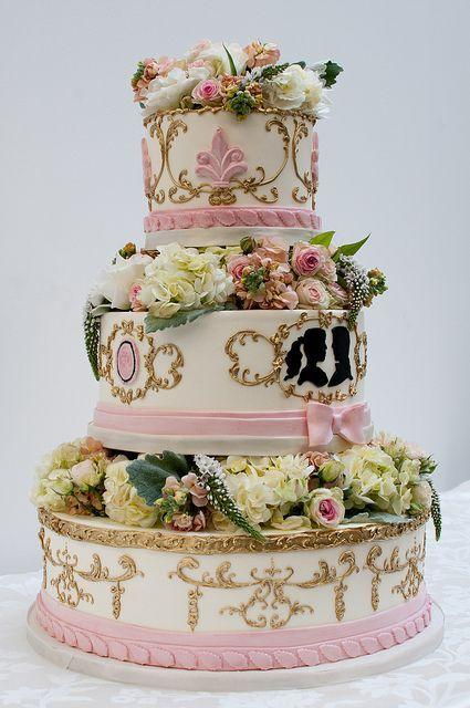 Wedding - An Affair To Remember ~ CAKES