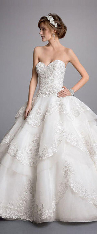 Dress - Braut Kleider #2736371 - Weddbook