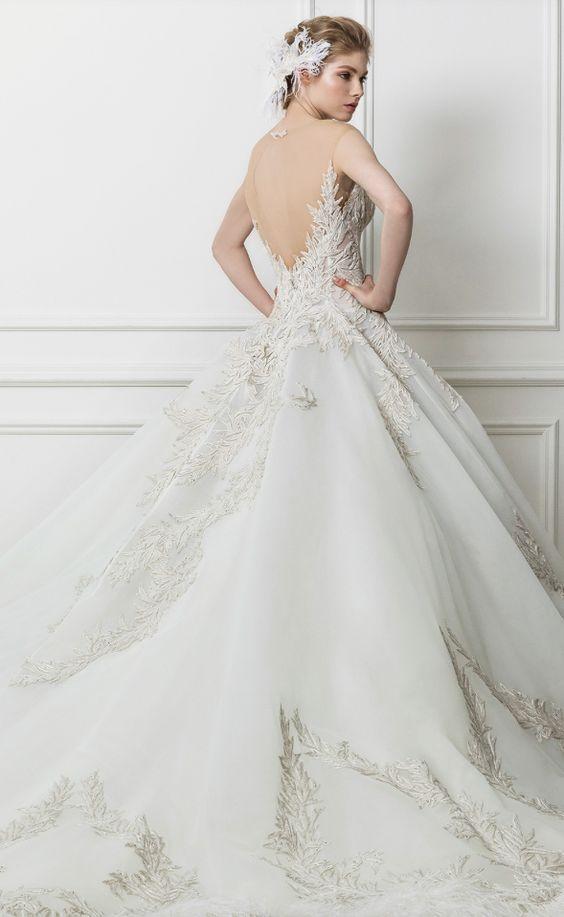 زفاف - Wedding Dress Inspiration - Maison Yeya