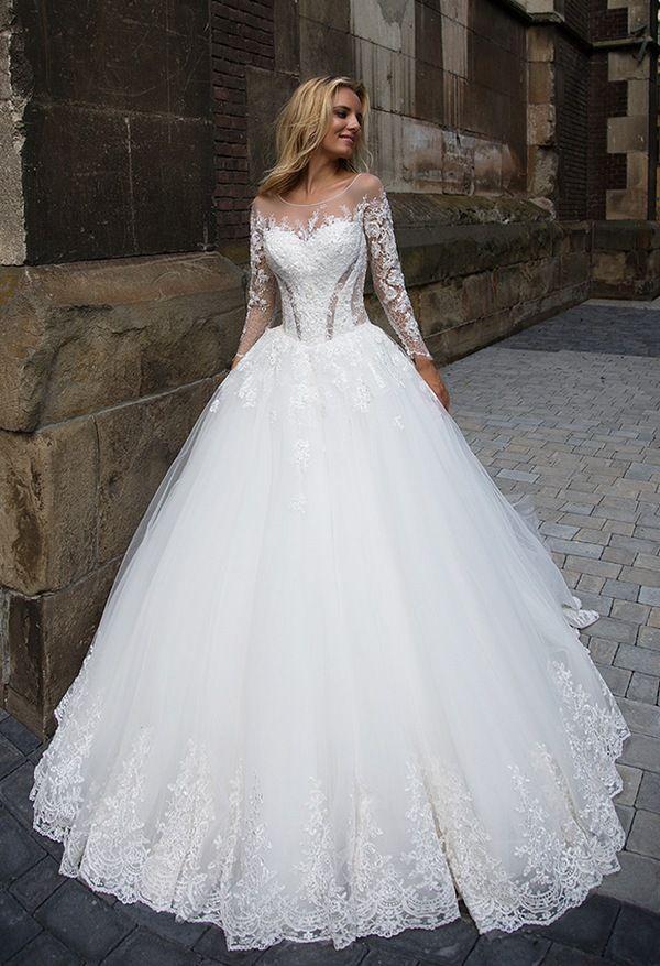 Свадьба - Oksana Mukha Wedding Dresses 2017