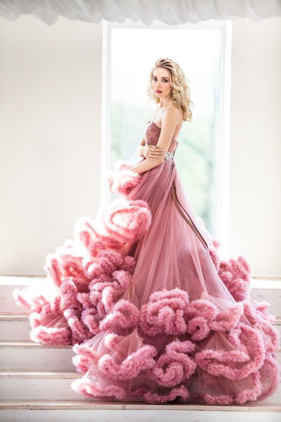 Свадьба - Dress Cloud , Wedding Dress , Tulle Wedding Dress , Wedding Dress-cloud , Photo Studio Dress
