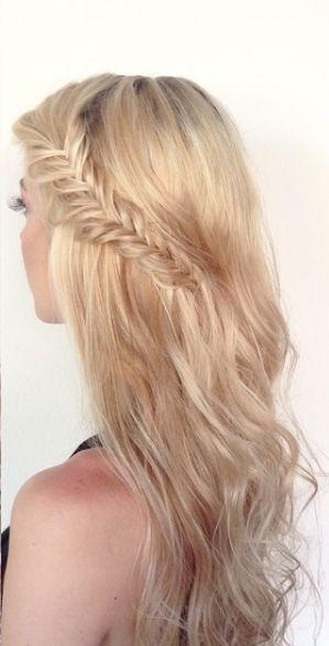 زفاف - Wedding Hairstyle Inspiration - Heidi Marie (Garrett