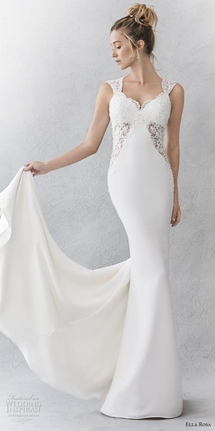 Wedding - Ella Rosa Spring 2017 Wedding Dresses