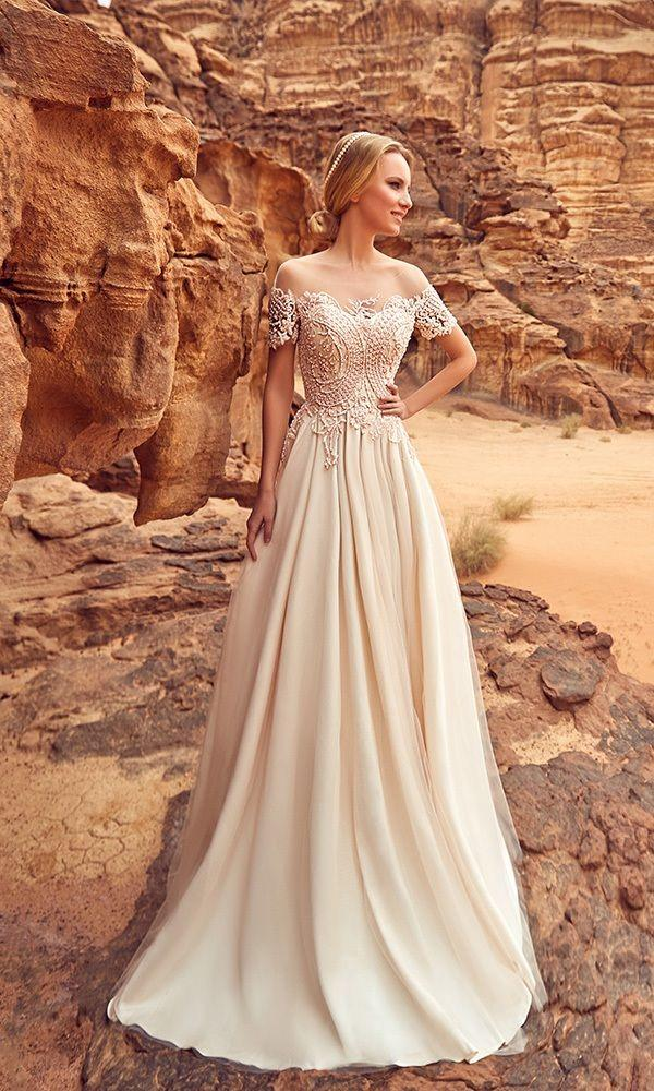 Wedding - Preview: Oksana Mukha Wedding Dresses 2018