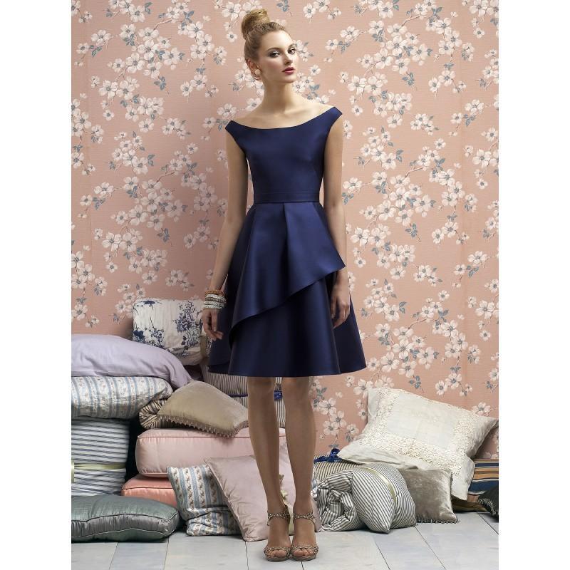 Wedding - The Dessy Group Lela Rose Bridesmaids Style LR176 -  Designer Wedding Dresses
