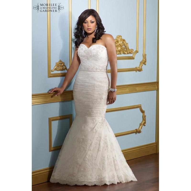 Wedding - Mori Lee - 2012 Julietta Collection 725539 - granddressy.com