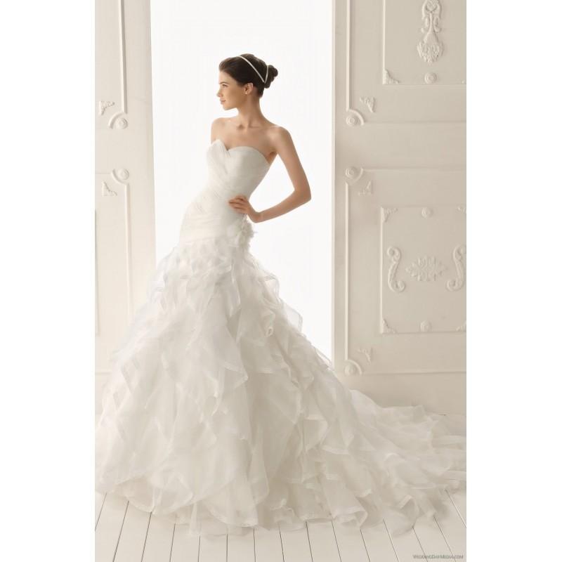 Wedding - Aire Barcelona 179 Rosa Aire Barcelona Wedding Dresses 2017 - Rosy Bridesmaid Dresses