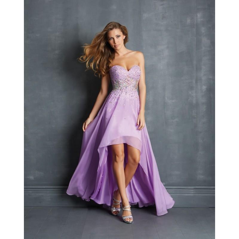 Hochzeit - Night Moves 7091 Dress - Brand Prom Dresses