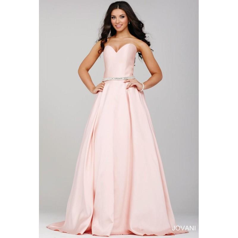 زفاف - Black Jovani Prom 28899 - Brand Wedding Store Online