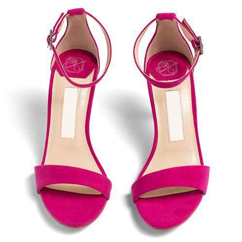 "Wedding - Wedding Shoes - ""Vera"" In Pink"