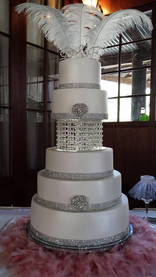 Свадьба - Vegas Wedding Cake