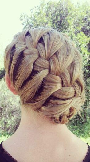 Wedding - Wedding Hairstyle Inspiration - Heidi Marie (Garrett)